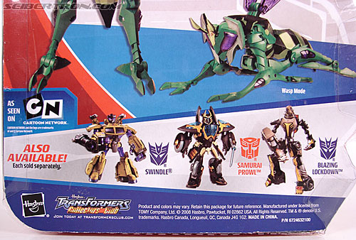 Transformers Animated Waspinator (Wasp) (Image #14 of 110)