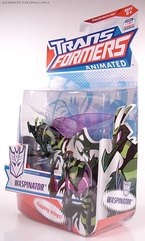 Transformers Animated Waspinator (Wasp) (Image #18 of 110)