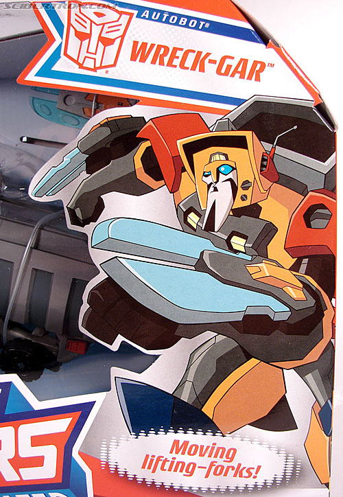 Transformers Animated Wreck-Gar (Image #2 of 108)