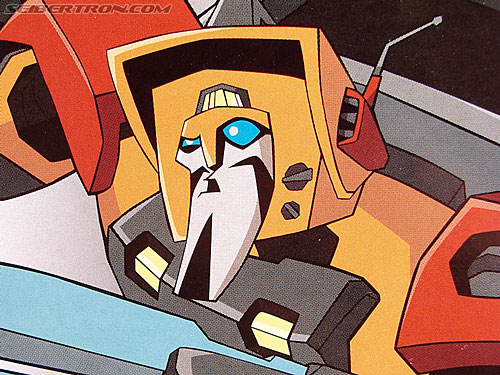 Transformers Animated Wreck-Gar (Image #4 of 108)