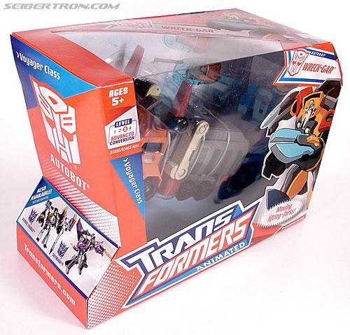 Transformers Animated Wreck-Gar (Image #6 of 108)