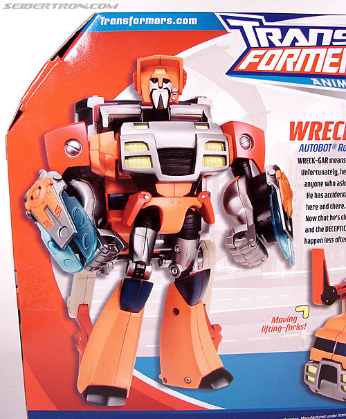 Transformers Animated Wreck-Gar (Image #11 of 108)