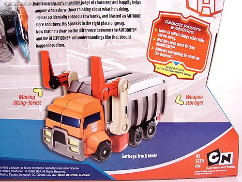 Transformers Animated Wreck-Gar (Image #15 of 108)