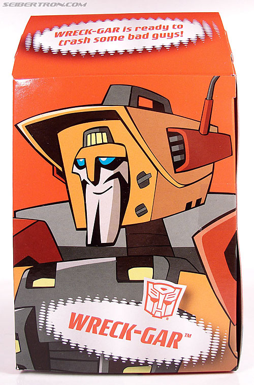 Transformers Animated Wreck-Gar (Image #17 of 108)