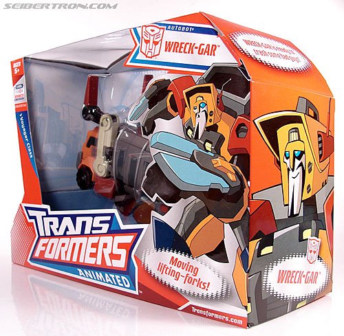 Transformers Animated Wreck-Gar (Image #19 of 108)
