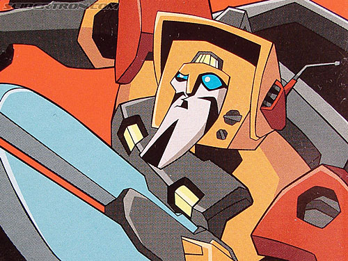 Transformers Animated Wreck-Gar (Image #24 of 108)