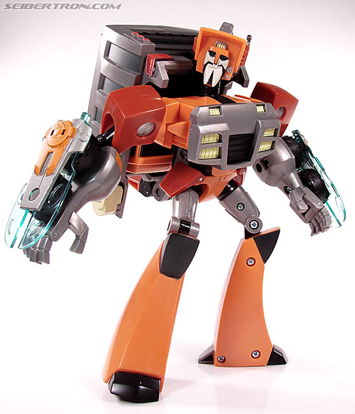Transformers Animated Wreck-Gar (Image #85 of 108)