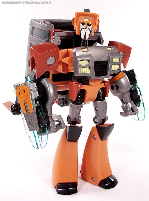 Transformers Animated Wreck-Gar (Image #87 of 108)
