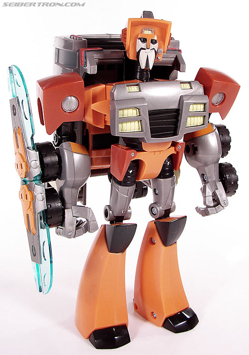 Transformers Animated Wreck-Gar (Image #94 of 108)