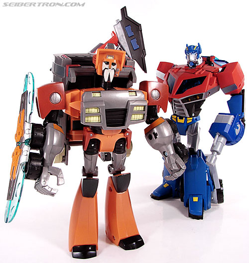 Transformers Animated Wreck-Gar (Image #100 of 108)