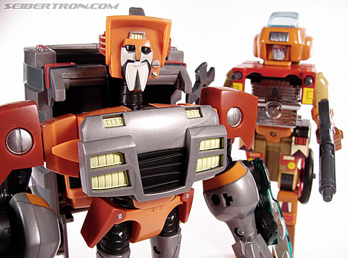 Transformers Animated Wreck-Gar (Image #107 of 108)