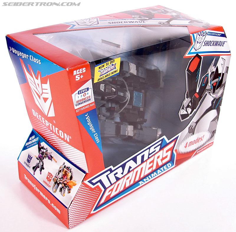 Transformers Animated Shockwave (Longarm Prime) (Image #6 of 199)