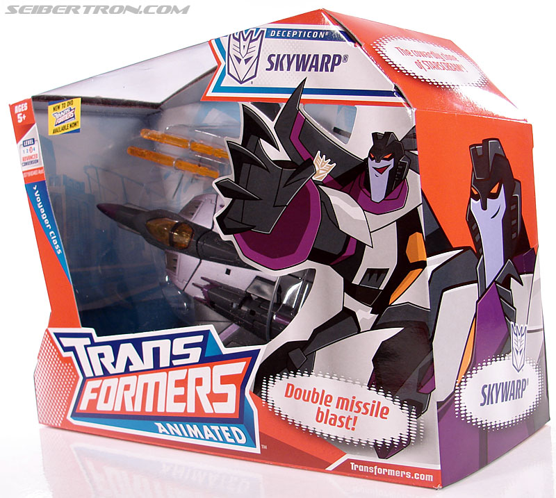 Transformers Animated Skywarp (Image #14 of 118)