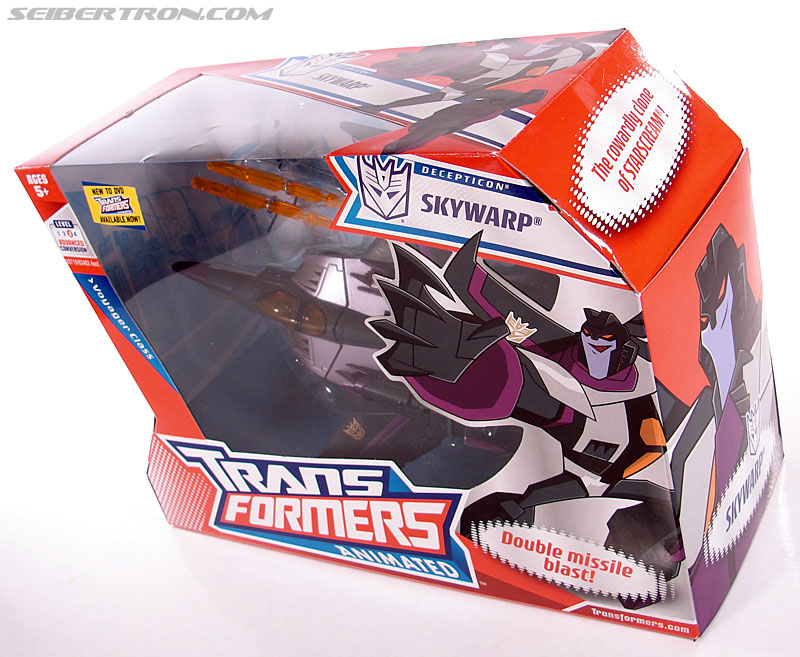 Transformers Animated Skywarp (Image #15 of 118)