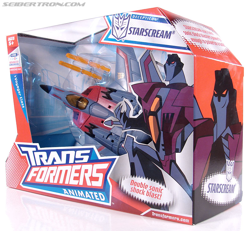 Transformers Animated Starscream (Image #15 of 154)
