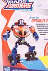 Transformers Animated Armor Up Optimus Prime - Image #10 of 84