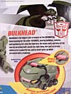 Bulkhead - Transformers Animated - Toy Gallery - Photos 1 - 40