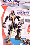 Transformers Animated Blazing Lockdown - Image #9 of 75