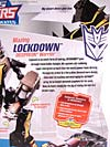 Transformers Animated Blazing Lockdown - Image #11 of 75