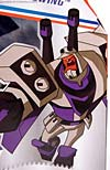 Transformers Animated Blitzwing - Image #2 of 150