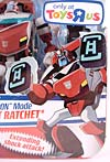 Transformers Animated Cybertron Mode Ratchet - Image #3 of 141