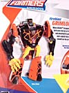 Transformers Animated Fireblast Grimlock - Image #8 of 90