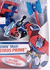 Transformers Animated Optimus Prime (Cybertron Mode) - Image #2 of 125