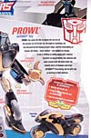 Transformers Animated Prowl - Image #10 of 129