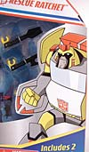 Transformers Animated Rescue Ratchet - Image #5 of 85