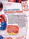 Transformers Animated Optimus Prime (Roll Out Command) - Image #12 of 81