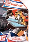 Transformers Animated Wreck-Gar - Image #2 of 108