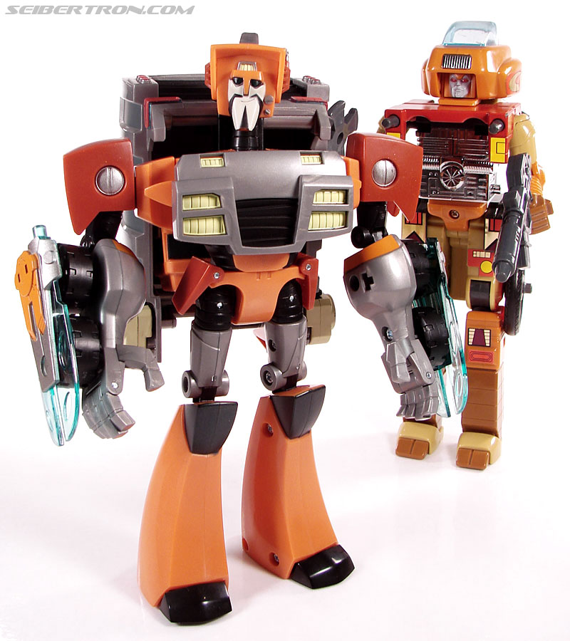 Transformers Animated Wreck-Gar (Image #105 of 108)