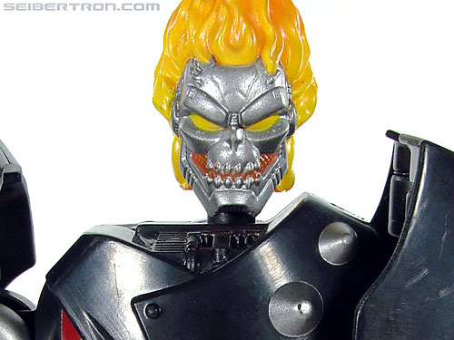 Marvel Transformers Ghost Rider gallery