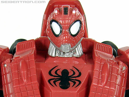 Marvel Transformers Spider-Man (Helicopter) gallery