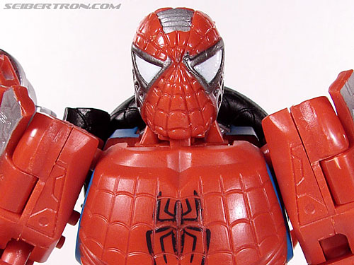 Marvel Transformers Spider-Man gallery