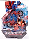 Marvel Transformers Spider-Man - Image #1 of 75