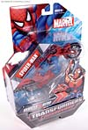 Marvel Transformers Spider-Man - Image #5 of 75