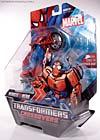Marvel Transformers Spider-Man - Image #11 of 75