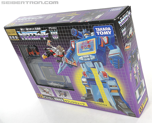 Transformers Encore Soundwave (Image #17 of 127)