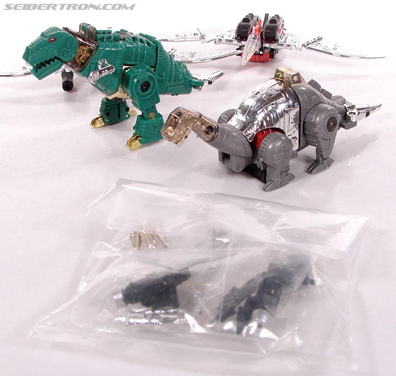 Smallest Transformers G2 Grimlock (Green) (Reindeer Commander) (Image #1 of 61)