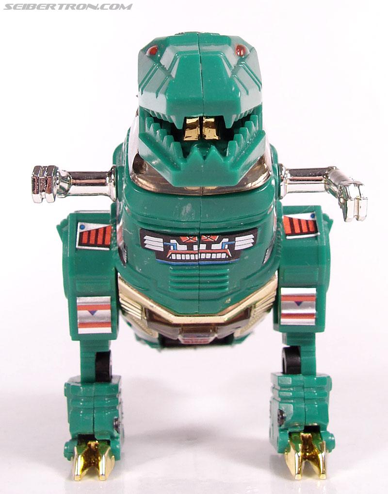 Smallest Transformers G2 Grimlock (Green) (Reindeer Commander) (Image #4 of 61)