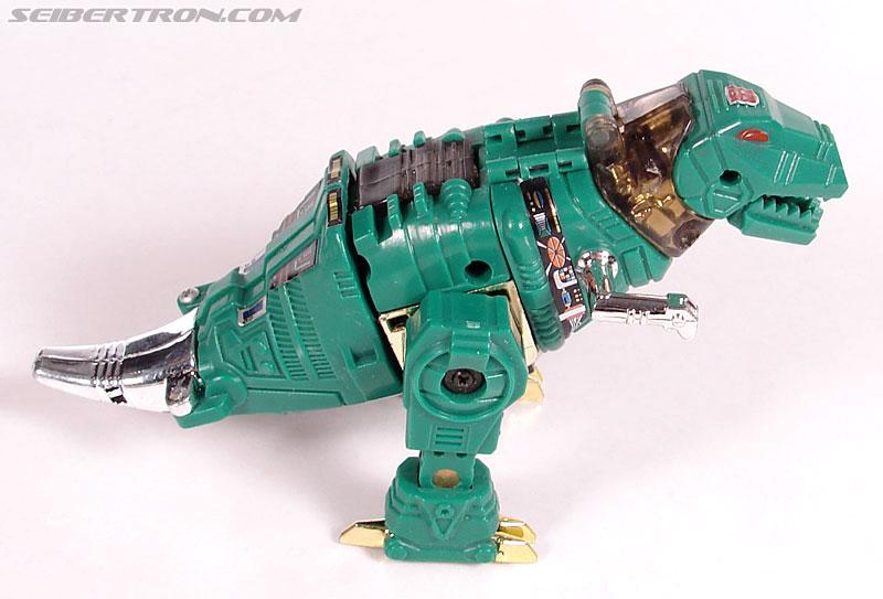 Smallest Transformers G2 Grimlock (Green) (Reindeer Commander) (Image #6 of 61)
