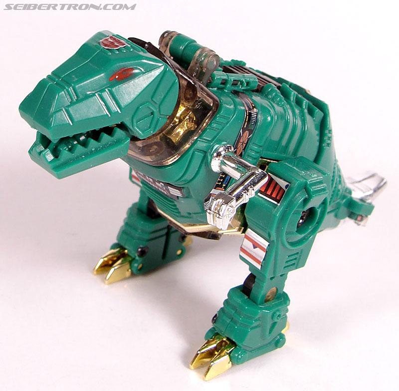 Smallest Transformers G2 Grimlock (Green) (Reindeer Commander) (Image #13 of 61)