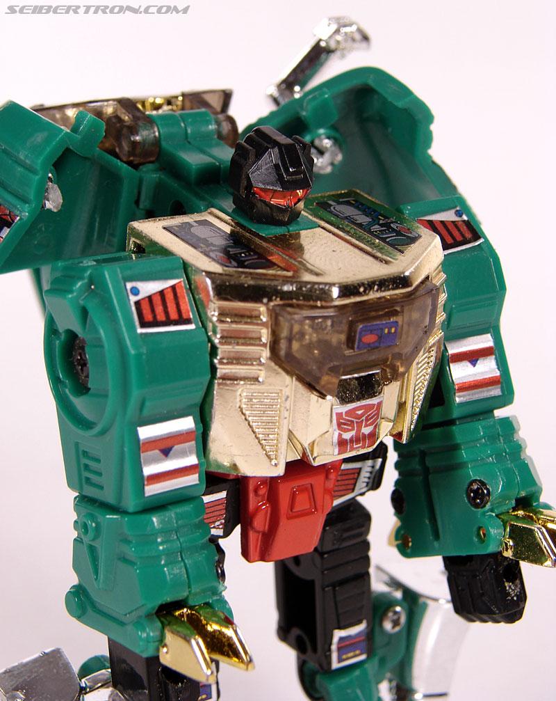 Smallest Transformers G2 Grimlock (Green) (Reindeer Commander) (Image #25 of 61)