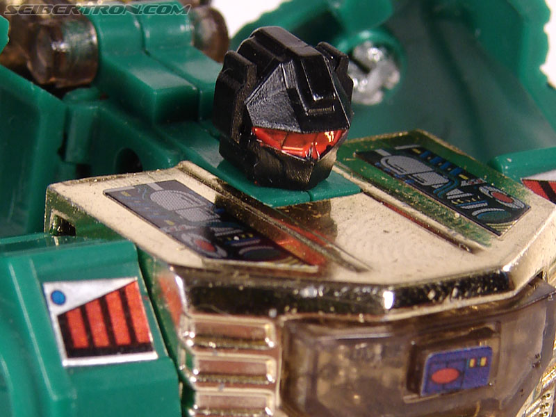 Smallest Transformers G2 Grimlock (Green) (Reindeer Commander) (Image #26 of 61)
