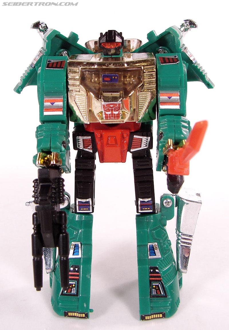 Smallest Transformers G2 Grimlock (Green) (Reindeer Commander) (Image #31 of 61)