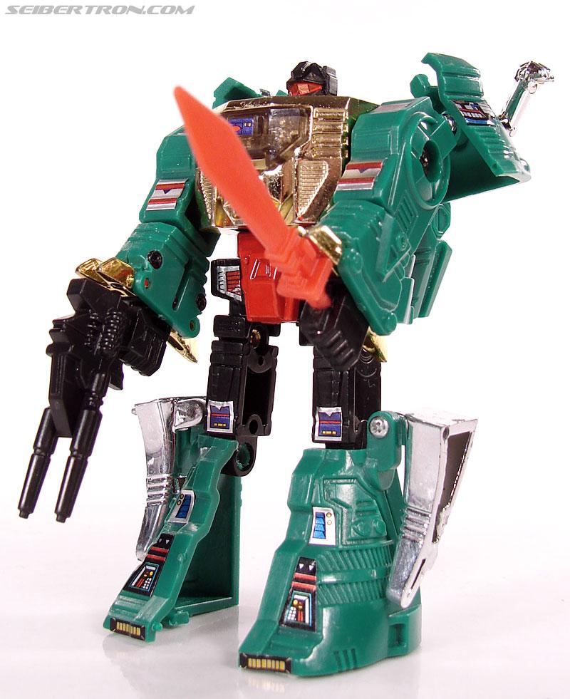 Smallest Transformers G2 Grimlock (Green) (Reindeer Commander) (Image #38 of 61)