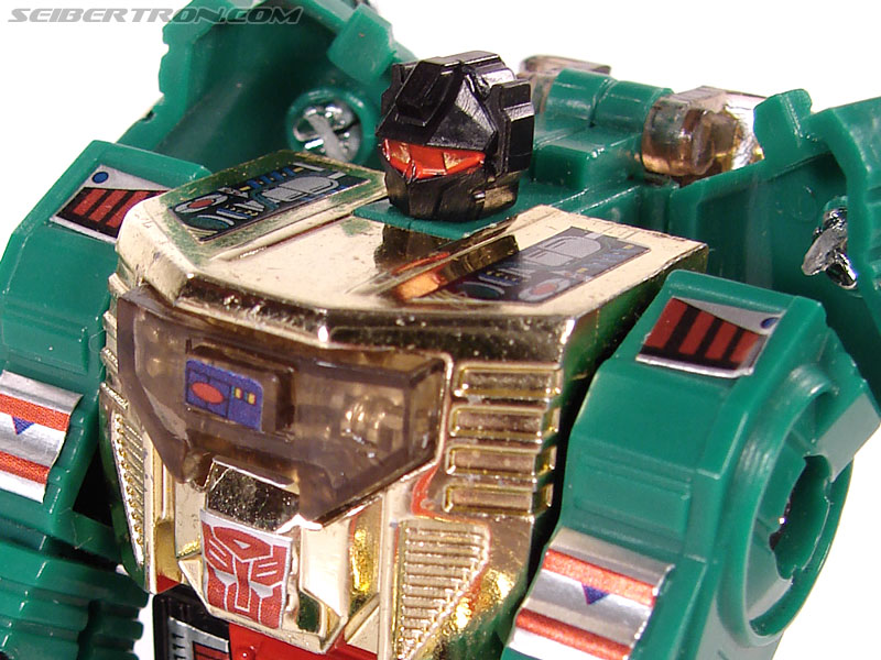 Smallest Transformers G2 Grimlock (Green) (Reindeer Commander) (Image #41 of 61)