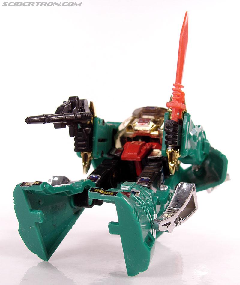 Smallest Transformers G2 Grimlock (Green) (Reindeer Commander) (Image #42 of 61)