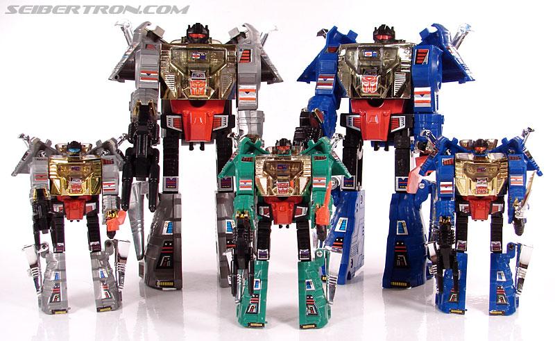 Smallest Transformers G2 Grimlock (Green) (Reindeer Commander) (Image #44 of 61)